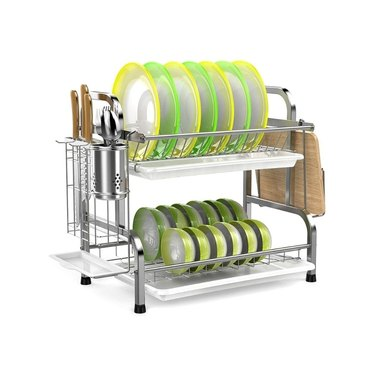 amazon prime day kitchen and pantry organizer deals drying rack