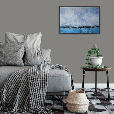 affordable living room artwork