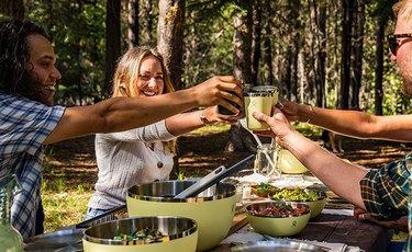 hydroflask outdoor kitchen