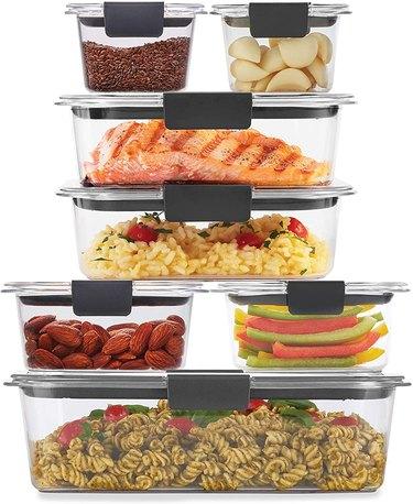 rubbermaid best food storage