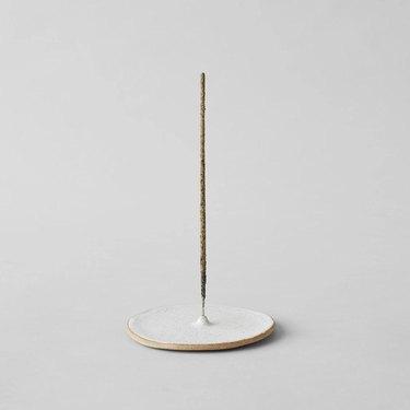 White incense holder