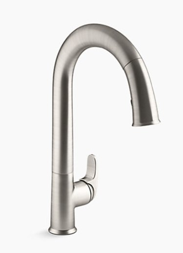 Sensate Kitchen faucet with Konnect and voice-activated technology