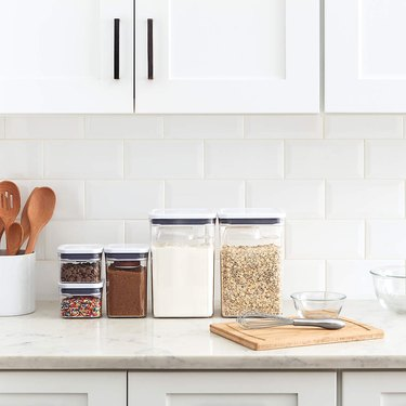 crate and barrel best food storage