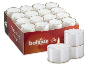 Bolsius tea light candles