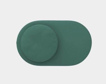 Walden meditation cushion and mat