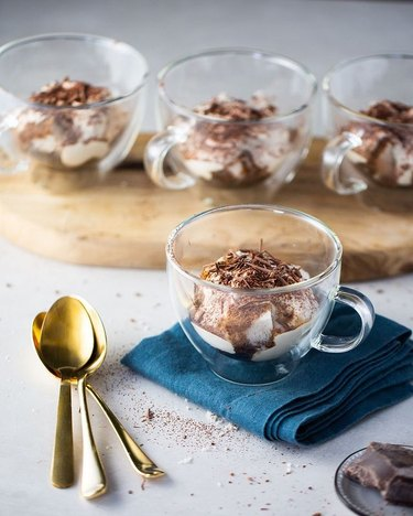 Brown Sugar & Vainilla Gluten-Free Vegan Tiramisu