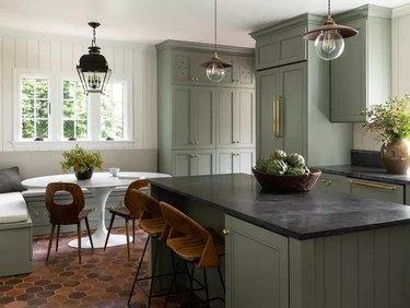 Kitchen by Heidi Caillier Design