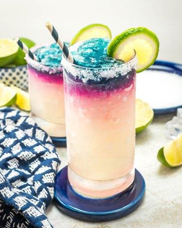 Host the Toast Color-Changing Slushy Margarita