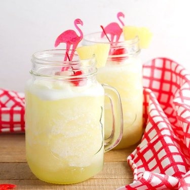 4. Boulder Locavore Pineapple Frozen Lemonade