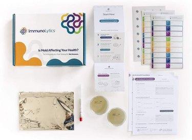 A mold test kit by ImmunoLytics