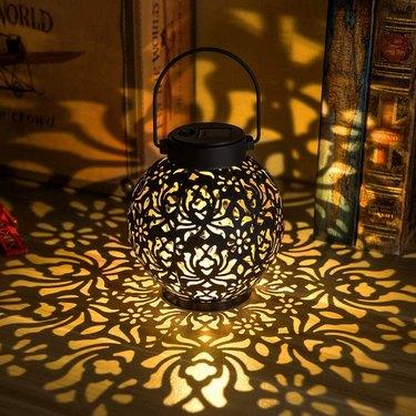 amazon design tabletop lantern