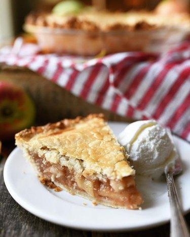 The Woks of Life Flaky Apple Pie