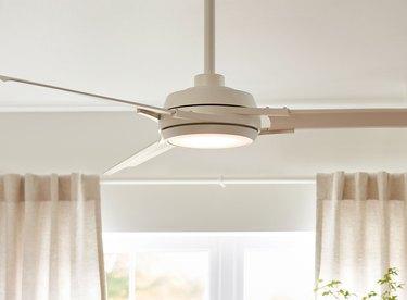 rejuvenation condor modern led ceiling fan