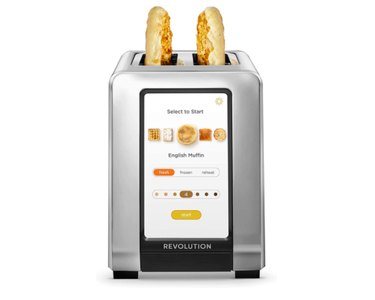Revolution Cooking R180 High-Speed Stainless Touchscreen Toaster