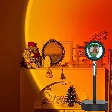 Vinmen Sunset Projection Lamp