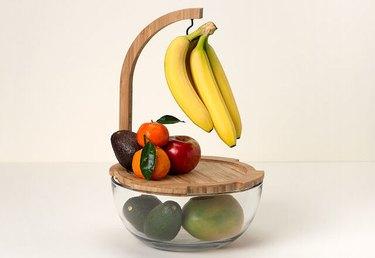 uncommon goods Just Ripe Fruit Bowl