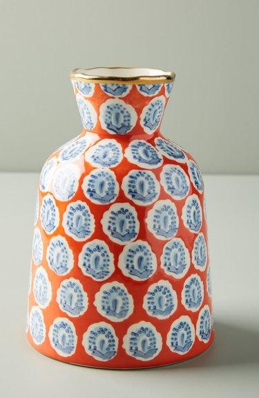 Painted Elza Vase