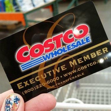 costco black executive member card