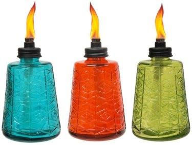 amazon citronella table torches