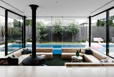 8 Sunken Living Room Ideas That Will Have You Reconsidering the Retro Design Feature