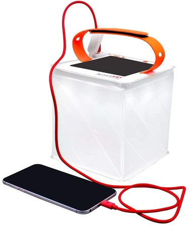 LuminAID 2-in-1 Lantern/Solar Phone Charger