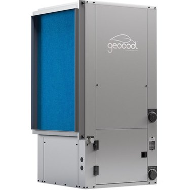 A Geocool geothermal heat pump