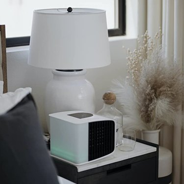 Portable air condition, purifier, and humidifier