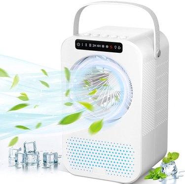 Duomishu Personal Air Cooler