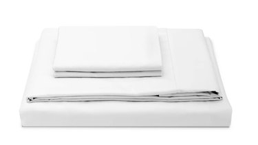 White Sateen Performance Sheets