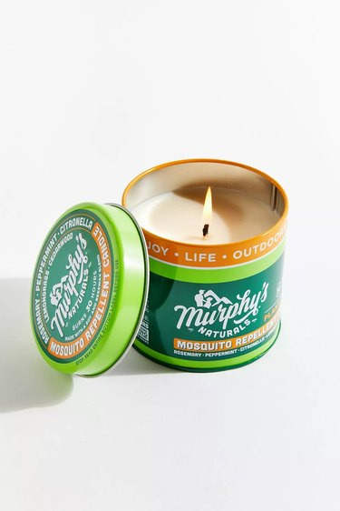 Urban Outfitters Murphy's Naturals Mosquito Repellent Candle