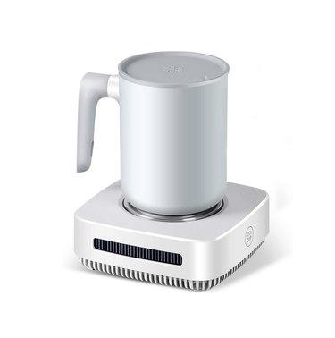 Beverage cooler and warmer