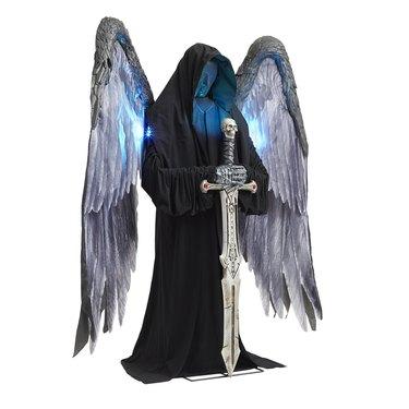 8-foot Giant-Sized Animated LED Dark Angel