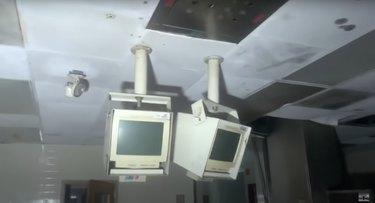 abandoned mcdonalds computers