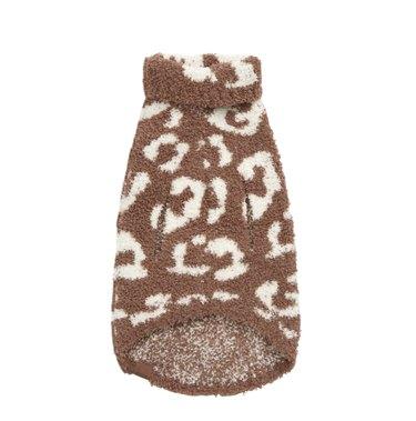 Fuzzy Dog Sweater