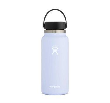 Purple hydro flask