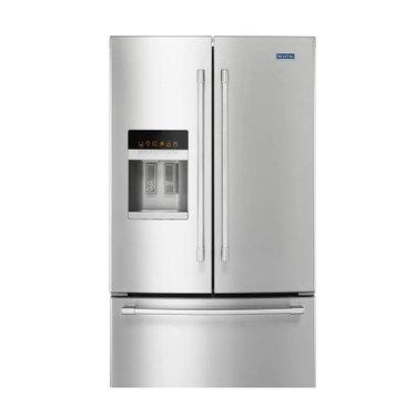 Maytag 25 Cubic Feet French Door Refrigerator