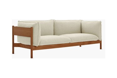 Design Within Reach midcentury modern sofa