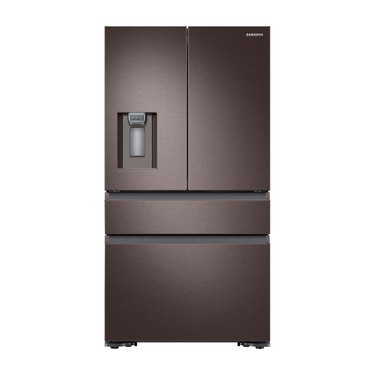 Samsung 22.6 Cubic Feet 4-Door Flex French Door Counter-Depth Refrigerator