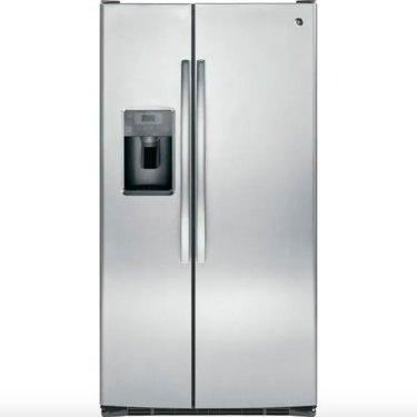 GE 25.3 Cubic Feet Side-by-Side Refrigerator