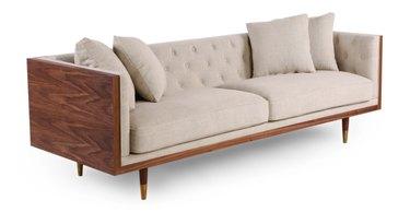 kardiel midcentury modern sofa
