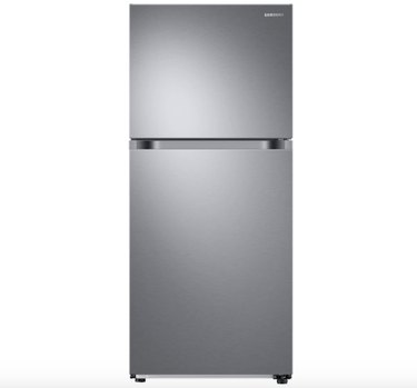 Samsung 18 Cubic Feet Top Freezer Refrigerator with FlexZone and Ice Maker