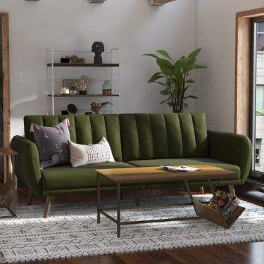 amazon midcentury modern sofa