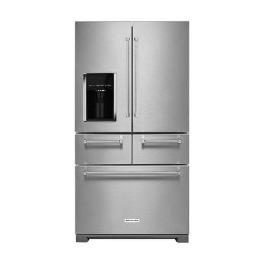 KitchenAid 25.8 Cubic Feet 5-Door French Door Refrigerator
