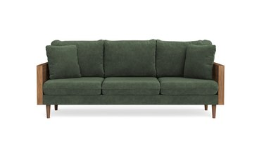 inside weather midcentury modern sofa