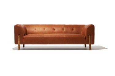 industry west midcentury modern sofa