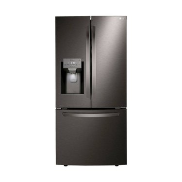LG 24.5 Cubic Feet French Door Refrigerator with Wi-Fi