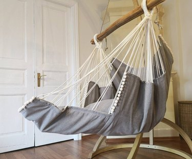 chair indoor hammock