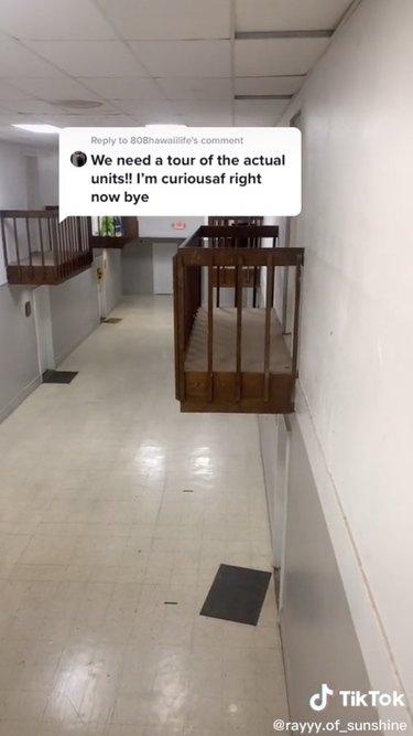 indoor balcony tiktok view