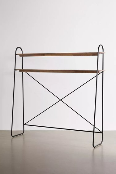 Urban Outfitters Renata Over-The-Bed Storage Shelf