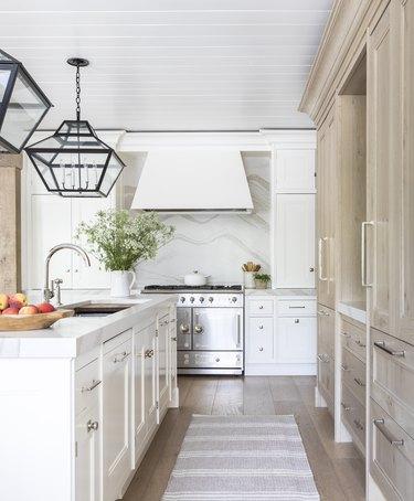 Modern craftsman kitchen